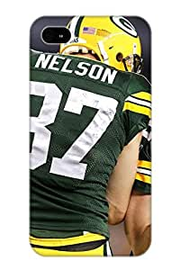 Design For Iphone 5c Premium Tpu Case Cover Aaron Rodgers Nfl Football Player Protective Case