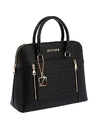 Jennyfer Bolsa Bolso Para Dama Color Negro 8219-1