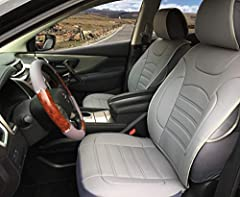 WHY YOU NEED A SEAT COVER? For older vehicles, it is refreshing to have new looking seats.If you have children or pets, a seat cover is needed to protect your investment. Give the interior of your vehicle a facelift with this bold design. Thi...