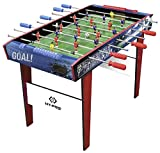 Hy-Pro 3ft Football Soccer Table - Blue - Brand New