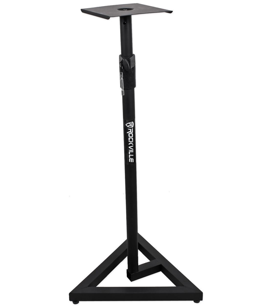 Rockville RVSM1 Pair of Near-Field Studio Monitor Stands w/Adjustable Height by Rockville (Image #2)