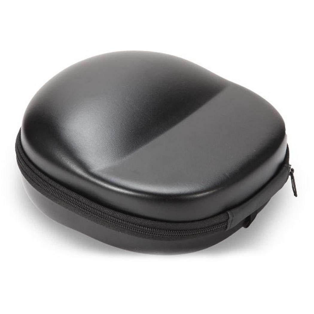 Queind ポータブルEVAキャリーハードケースバッグ 収納ボックス イヤホン ヘッドホン ヘッドセットケース用 B07NL378VW
