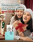 Phomemo M02S Pocket Printer- 300 dpi HD Bluetooth