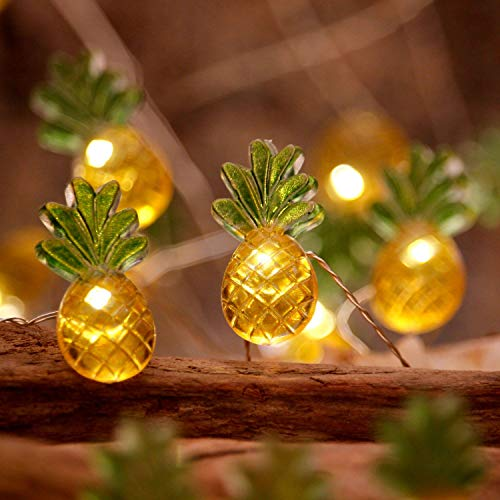 Pineapple Decorating Flexible Battery Ornerments product image