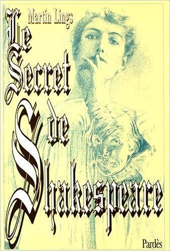 Livre gratuits Secret de shakespeare (le) epub pdf