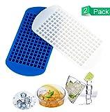 Mini Ice Cube Trays Mini Ice Cubes Food Grade Silicone Tray Mold Easy ...