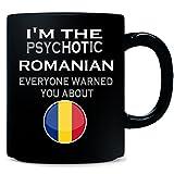 The Psychotic Romanian Everyone Warned Y