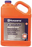 Best Bar And Chain Oils - Husqvarna X-Guard Bar and Chain Oil 1 gal Review