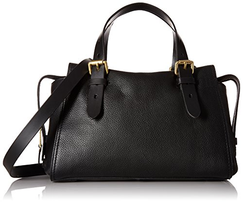 Cole Haan Top Zip Satchel - Cole Haan Loralie Satchel, Black