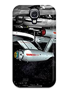 Best Tpu Case Cover Compatible For Galaxy S4/ Hot Case/ Star Trek 7746784K47764078