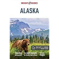 Insight Guides Alaska (Travel Guide with Free eBook) (Insight Guides (282))