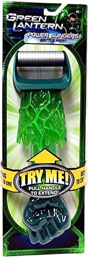 Green Lantern Power Slingers Battle Fist
