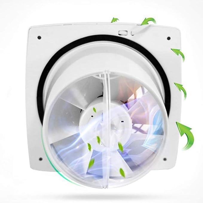 f/ür Dachboden Auspuff montiert Drehzahlregler und Netzkabel-Kit Garage,60W 220V Silber iPower 30cm Shutter Abluftventilator mit variablem Verschluss industrieller Ventilator f/ür den Haushalt