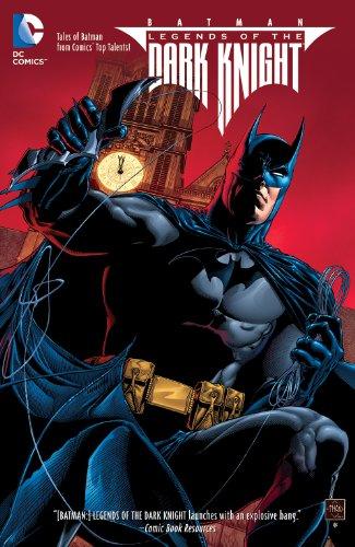 Batman: Legends of the Dark Knight Vol. ()