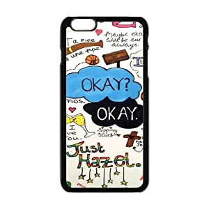 The Fault in Our Stars Okay? Okay Printed Cell Phone Case for Iphone 6 Plus