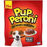 Pup-Peroni Original Filet Mignon & Bacon Flavor Dog Snacks, 25-Ounce