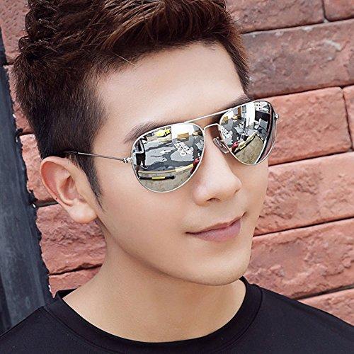 Deporte Gafas De de Sol De HD Reflexivas Vidrios De sol Gafas Color 1 YQQ Gafas Unisex Polarizados Anti Gafas Gafas Conducción Reflejante De Sol 3 qwHMP