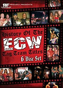 history of the ecw tag team championship 6 dvd r set the public enemy the. Black Bedroom Furniture Sets. Home Design Ideas