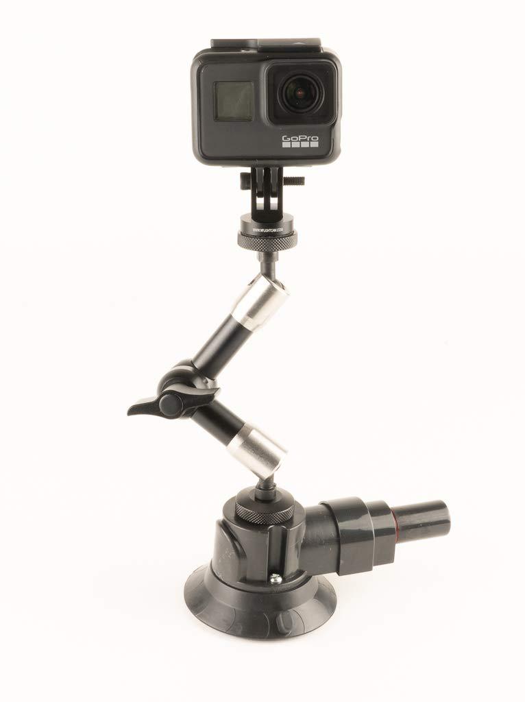 Nflightcam Ultimate Action Camera Cockpit Mounting Kit