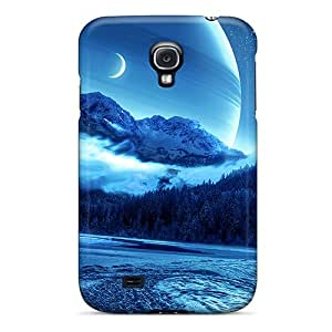 Hill-hill Galaxy S4 Hard Case With Fashion Design/ RcY1506WjgQ Phone Case