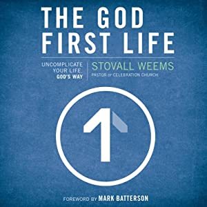The God-First Life Audiobook