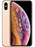Apple iPhone Xs Without FaceTime - 512GB, 4G LTE, Gold