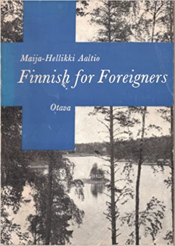 Finnish for foreigners, Aaltio, Maija Hellikki
