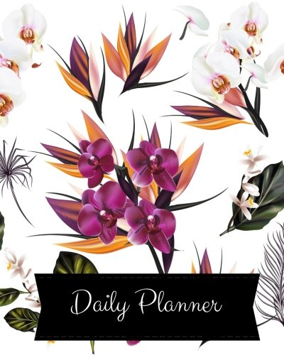Daily Planner: Tree Daily Planner Journal Notebook . Space For Hourly Schedule, Tasks, Outfits, Phone calls, Meals Exercise. Agenda Notepad For Women, ... & Student Paperback - January 14, 2018 pdf