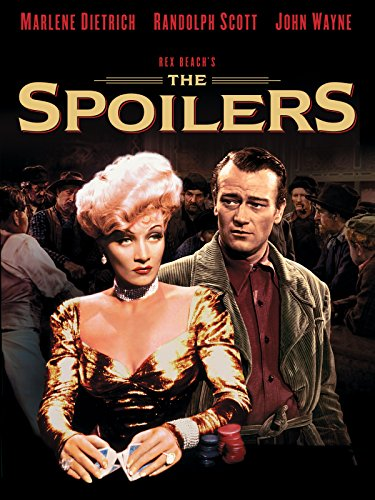 DVD : The Spoilers (1942)
