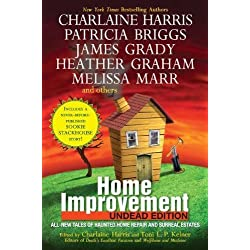 Home Improvement: Undead Edition (2011) Hardcover