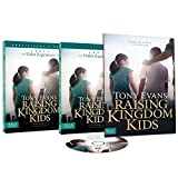 Tony Evans - Raising Kingdom Kids Full Set (Book + DVD + Study Guide) -  Tyndale House