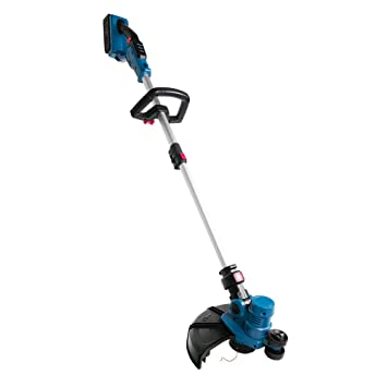 Amazon.com: Tornado Tools 40V LI-ION Azul Cortacésped ...