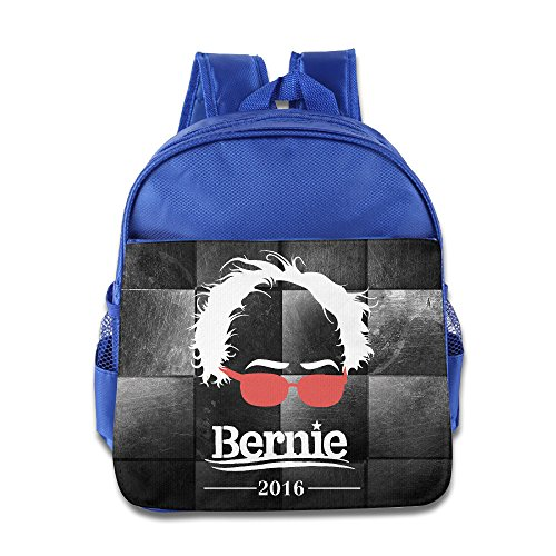 Children Feel The Bernie Sanders For President School Bag (2 Color:Pink Blue) - Austin And Ally Costumes For Kids