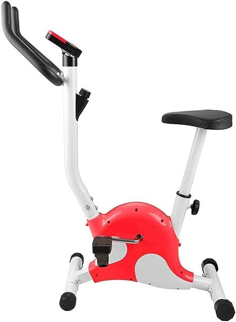 Xb Bicicleta Estática De Ciclismo De Interior, para El Hogar Cardiovascular, Gimnasio con Cojín De Asiento Cómodo: Amazon.es: Hogar