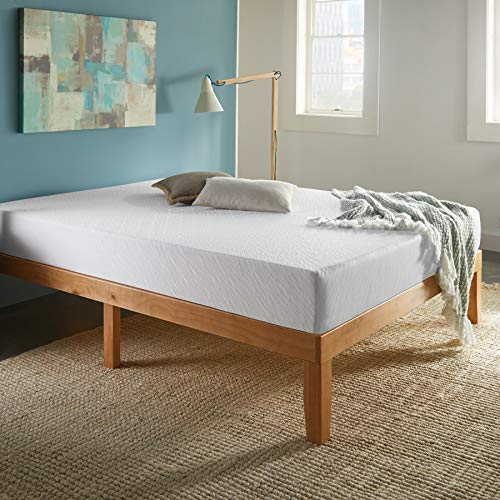 SLEEPINC. 8-Inch Memory Foam Mattress, Comfort Body Support, Bed in Box, No Harmful Chemicals, Medium Firm, 10-Year Warranty, Full