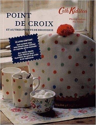 Livres POINT DE CROIX & AUTRES POINTS epub, pdf