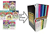 Schools for Stars Series Kelly and Holly Willoughby 7 Books Bundle Collection (First Term, Second Term, Third Term, Double Trouble,Summer Holiday Mystery..