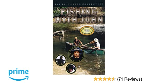 Amazon com: Fishing With John (The Criterion Collection