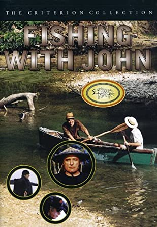 Amazon.com: Fishing With John (The Criterion Collection ...