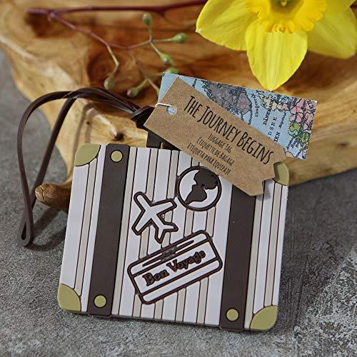 Kate Aspen Luggage Tag, Single