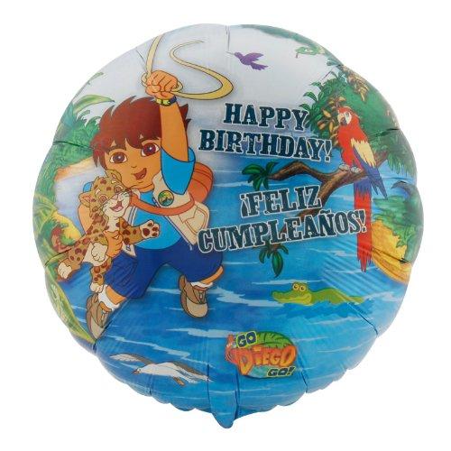 Go, Diego, Go! Foil Balloon -