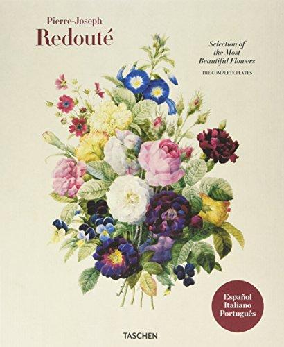 Descargar Libro Redouté. Selección De Las Flores Más Bonitas - Edición Bilingüe Desconocido