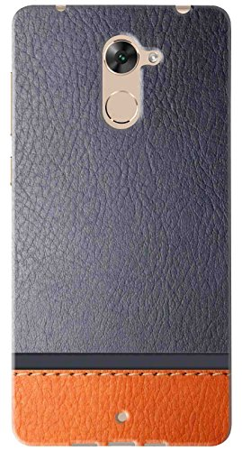 FCS Printed Soft Silicon Back Cover for Panasonic Eluga Mark 2 Pattern-35
