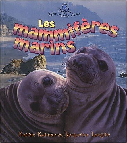 Lire Les mammifères marins epub, pdf
