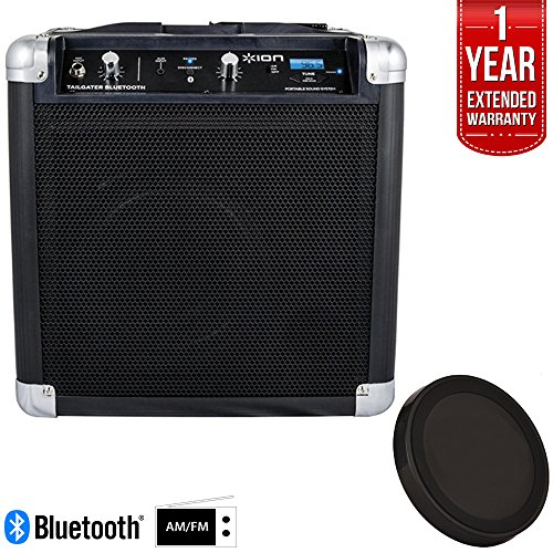 4. Ion Audio (IPA57) Tailgater Bluetooth Party Speaker