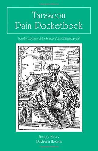 Tarascon Pain Pocketbook
