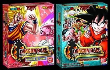 Bandai Starter Set - Jugar a las cartas o recoger: Dragon ...