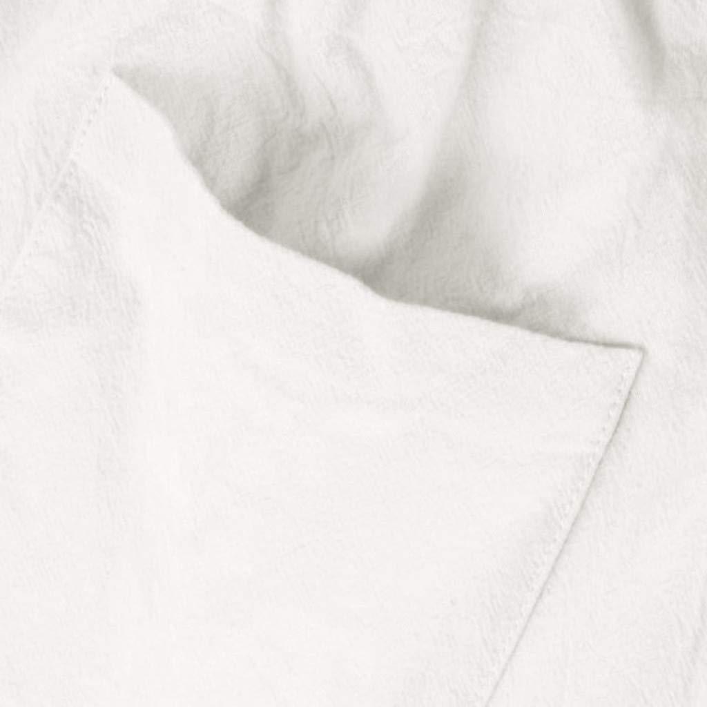 LISTHA Cotton Linen Wide Leg Pants Women Flax Loose Vintage Trousers Casual