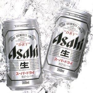 朝日啤酒 SUPER DRY