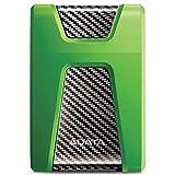 ADATA 2TB Durable External Hard Drives Compatible with XBOX (AHD650X-2TU3-CGN)